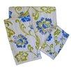 Waverly Refresh Print Fingertip Towel