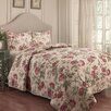 Waverly May Medley 3 Piece Quilt Set