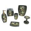 Sherry Kline Jacquelyn 6 Piece Bathroom Accessory Set