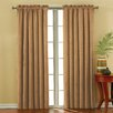 Eclipse Curtains Plush Solid Curtain Panel