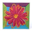 <strong>Vivid Daisy Square II Canvas Art</strong> by Art 4 Kids