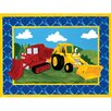 <strong>Art 4 Kids</strong> Building Trucks Canvas Art