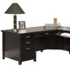 Tribeca Loft L-Shape Desk Office Suite