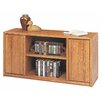 Martin Home Furnishings Contemporary Medium Oak Storage Credenza