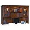 "Martin Home Furnishings Huntington Oxford 43"" H x 69.25"" W Desk Hutch"