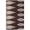 Rizzy Home Pacific Brown/Ivory Area Rug