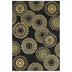 <strong>Rizzy Home</strong> Sorrento Black Rug