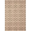 <strong>Rizzy Home</strong> Swing Beige Rug