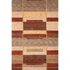 <strong>Rizzy Home</strong> Tango Tan/Red Bubblerary Rug