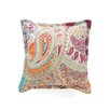 <strong>Rizzy Home</strong> Paisley Pillow