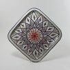 "Tabarka Design 11.5"" Square Platter"