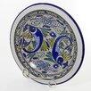 <strong>Aqua Fish Design Small Serving Bowl</strong> by Le Souk Ceramique