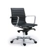 Moe's Home Collection Omega Low-Back Office Chair (Set of 2)