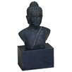 Moe's Home Collection Buddha Torso Ancient Bust (Set of 2)