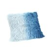 Moe's Home Collection Lamb Fur Spectrum Pillow