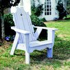 <strong>Nantucket Adirondack Chair</strong> by Uwharrie Chair