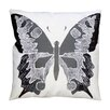 Dermond Peterson Entomology Butterfly Pillow