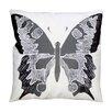 Dermond Peterson Entomology Butterfly Pillow