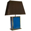 "Groovystuff Antares Lighting Moonbeam 18"" H Table Lamp with Rectangular Shade"
