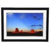 <strong>Amanti Art</strong> 'Monument Valley Sunset' by Andy Magee Framed Photographic Print