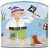 "Illumalite Designs 11"" Pirates Drum Shade"