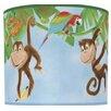 Illumalite Designs Monkeys Drum Lamp Shade