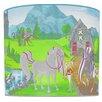 Illumalite Designs Scenic Horseland Drum Lamp Shade
