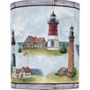 "Illumalite Designs 5"" Lighthouse Drum Shade"