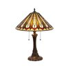 "<strong>Chloe Lighting</strong> Mission Julian 21.7"" H Table Lamp with Empire Shade"