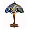 "Chloe Lighting Tiffany 24"" H Table Lamp with Bowl Shade"