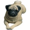 <strong>Life Size Pug Sculpture</strong> by Sandicast