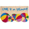 Coco Mats N More Life is a Beach Mat