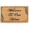 Coco Mats N More Magic L.E.D Classic Welcome Doormat
