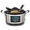 Hamilton Beach Set & Forget® 6-Quart Programmable Slow Cooker