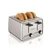 Hamilton Beach 4-Slice Modern Toaster