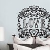WallPops! Jonathan Adler Love Flock Wall Decal Kit