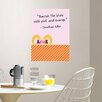<strong>Jonathan Adler Dry Erase Aries Board Wall Decal</strong> by WallPops!