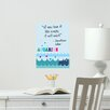 WallPops! Jonathan Adler Dry Erase Aquarius Board Wall Decal