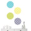 <strong>WallPops!</strong> Jonathan Adler Hollywood Dot Wall Decal