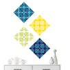 WallPops! Jonathan Adler Hollywood Blox Wall Decal