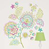 WallPops! Art Kit Delila Wall Decal