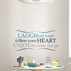 <strong>WallPops!</strong> Art Kit Laugh Out Loud Quote Wall Decal