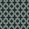 <strong>Brewster Home Fashions</strong> Ink Ironwork Ogee Wallpaper