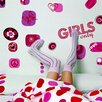 <strong>Komar Freestyle Girl's Only Wall Decal</strong> by Brewster Home Fashions