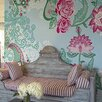 <strong>Komar Paisley Rose Wall Mural</strong> by Brewster Home Fashions