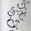 <strong>Brewster Home Fashions</strong> Euro Notes Flock Wall Decal