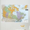 <strong>Brewster Home Fashions</strong> WallPops Canada Whiteboard Wall Decal