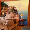 Brewster Home Fashions Ideal Décor Cinque Terre Coast Wall Mural