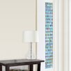 <strong>Premium Peacock Sidelight Window Film</strong> by Brewster Home Fashions