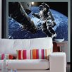 <strong>Brewster Home Fashions</strong> Ideal Décor Space Cowboy Wall Mural